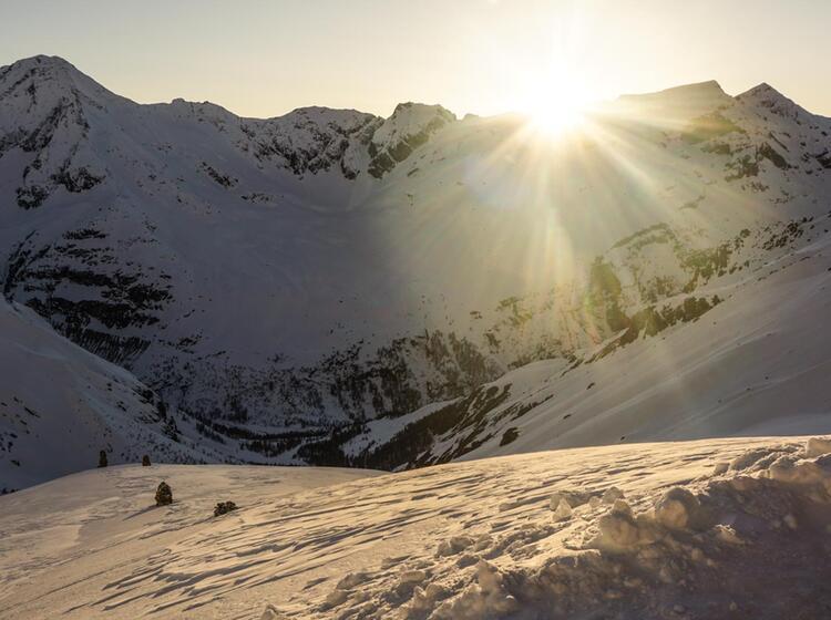 Die Walliser Tour Du Ciel Mit Bergfuehrer