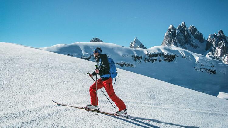 Dolomiten Skidurchquerung Mit Thomas Engl Bergfuehrer