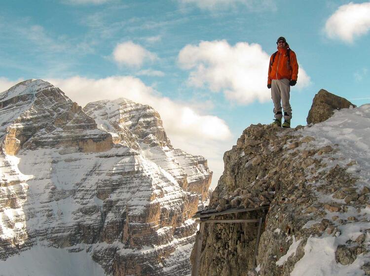 Dolomiten Skitouren Und Winterwandern
