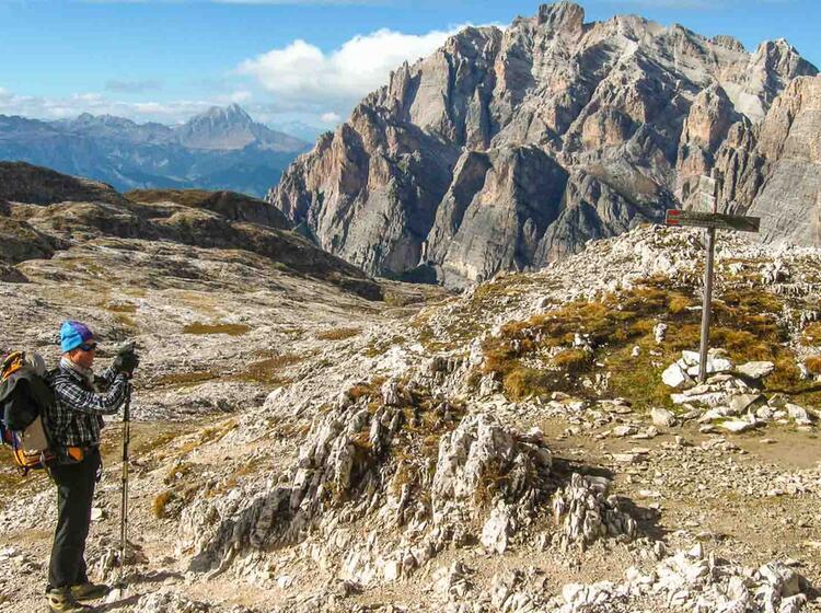 Dolomiten Wanderweg