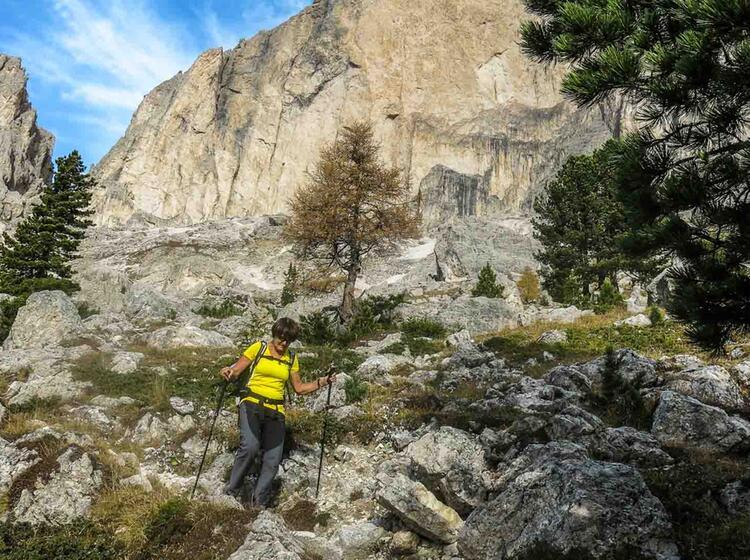 Dolomiten Wanderwoche In Suedtirol