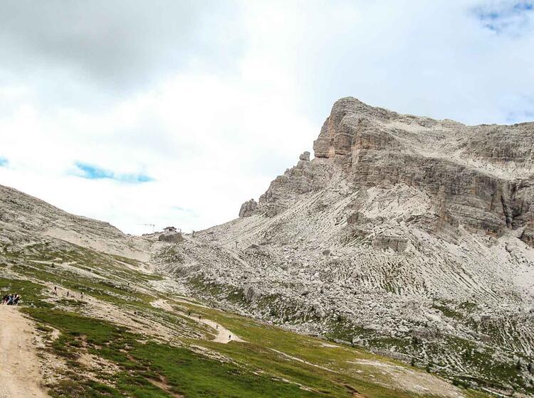 Dolomitencross Mtb Reise