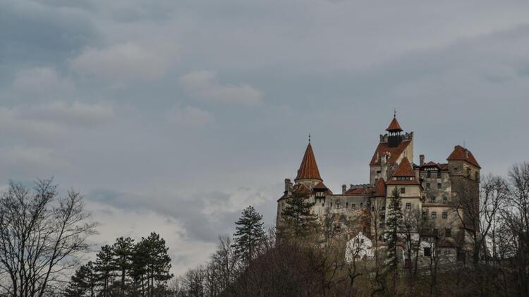 Dracula Schloss In Rumaenien