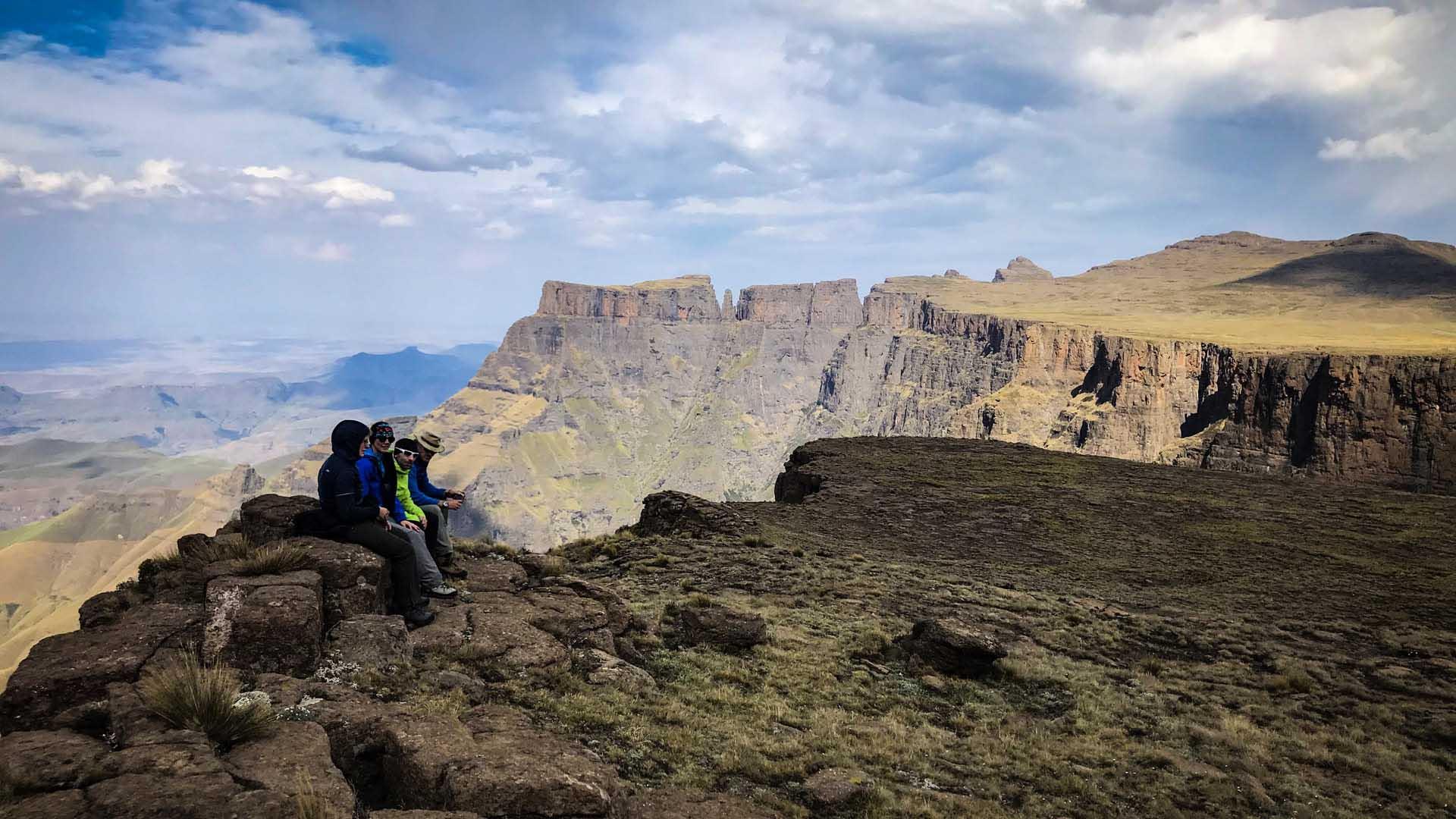 Drakensberge - Tugela Falls