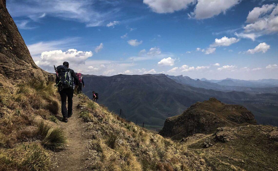 Drakensberge Hiking Sentinel