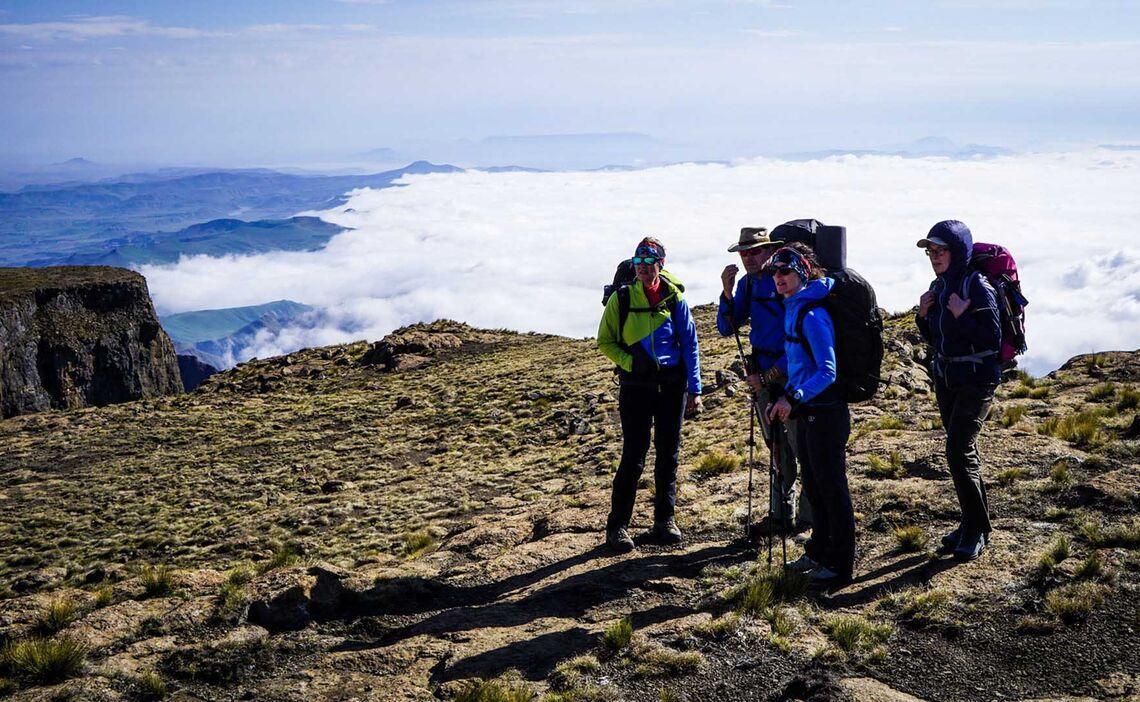 Drakensberge Hiking1