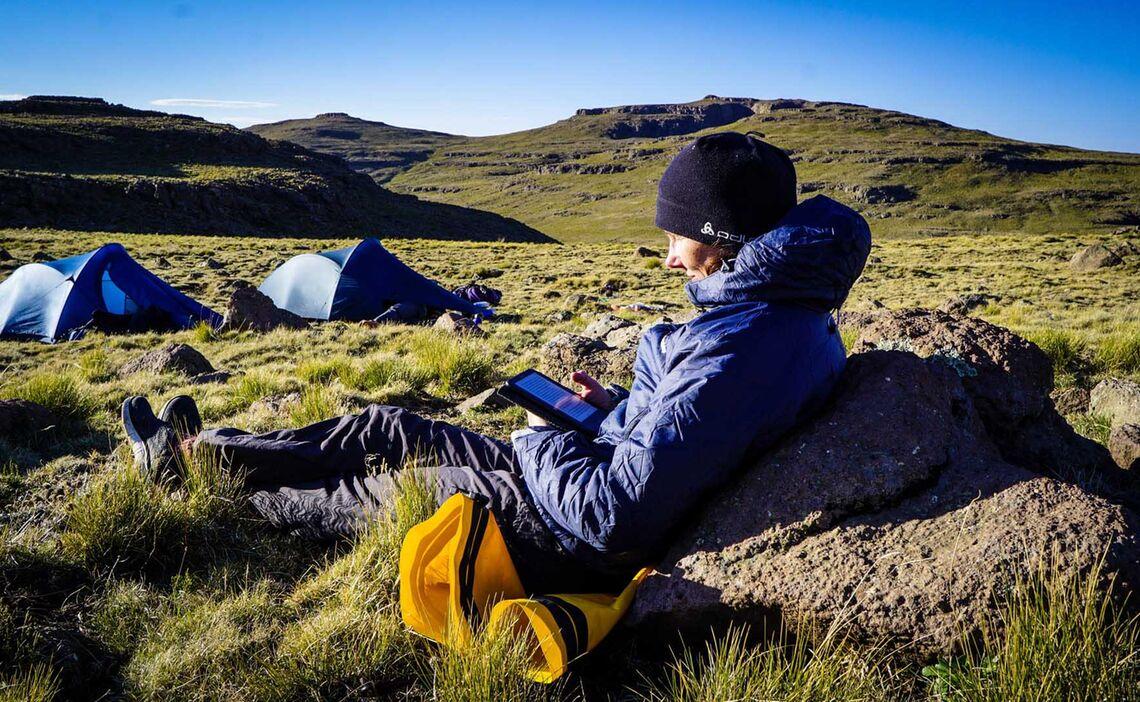 Drakensberge Trekking Pause