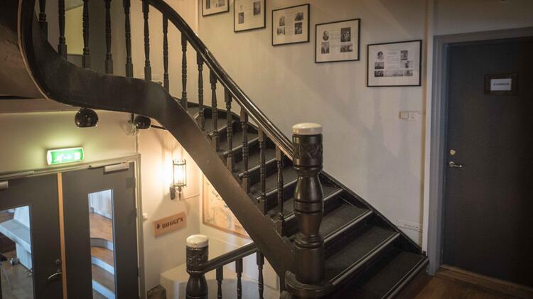 Einblicke Ins Hotel Finse1222