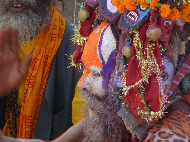 Eindrucksvolle Kultur In Tibet Auf Dem Trekking Erfahren