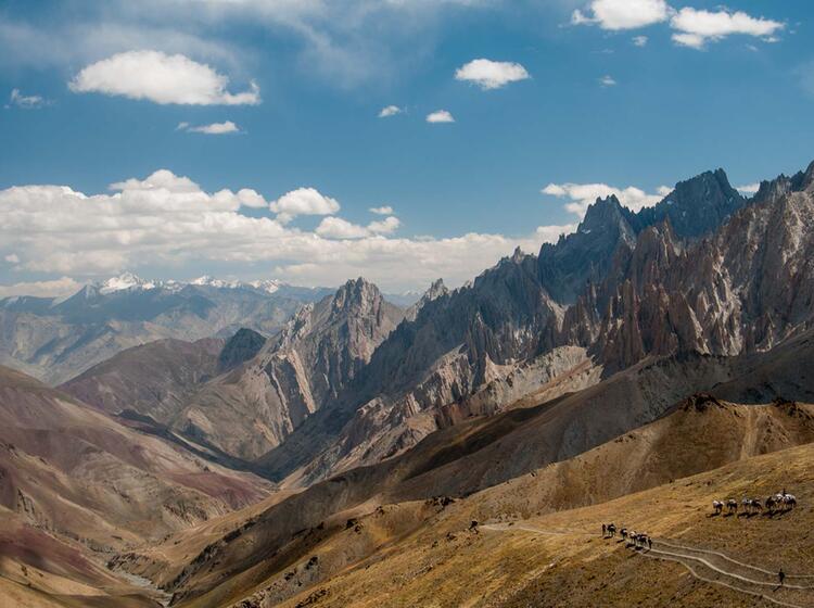 Eindrucksvolle Trekking Reise Nach Ladakh