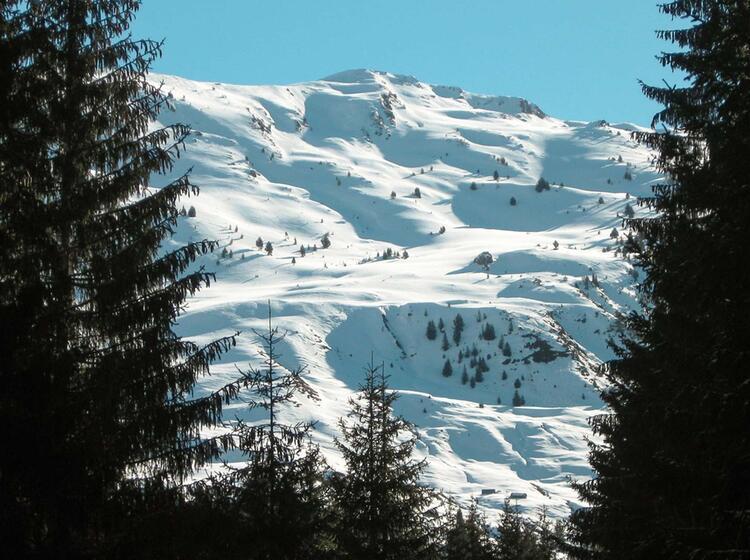 Einsamkeite Bei Der Skitour Montenegro