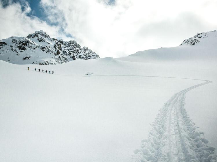Einsteiger Skitourenkurs