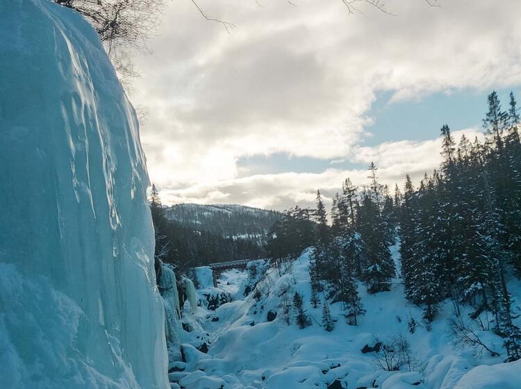 Eisklettern In Rjukan Mit Der Alpinschule