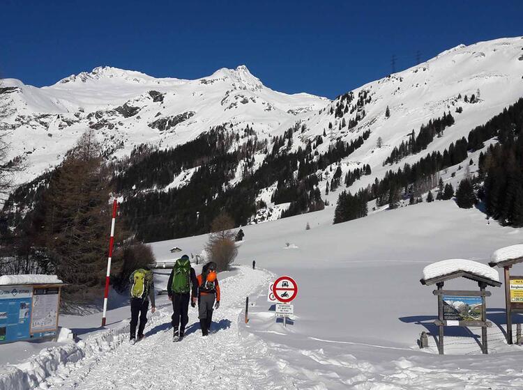 Eiskletterpark Osttirol Tauernhaus