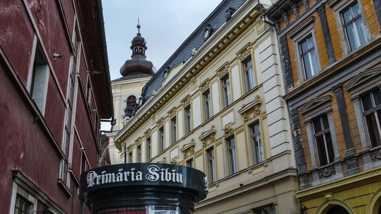Erste Nacht Auf Der Skitouren Reise Im Rumaenischen Sibiu