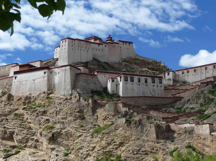 Expedition In Tibet
