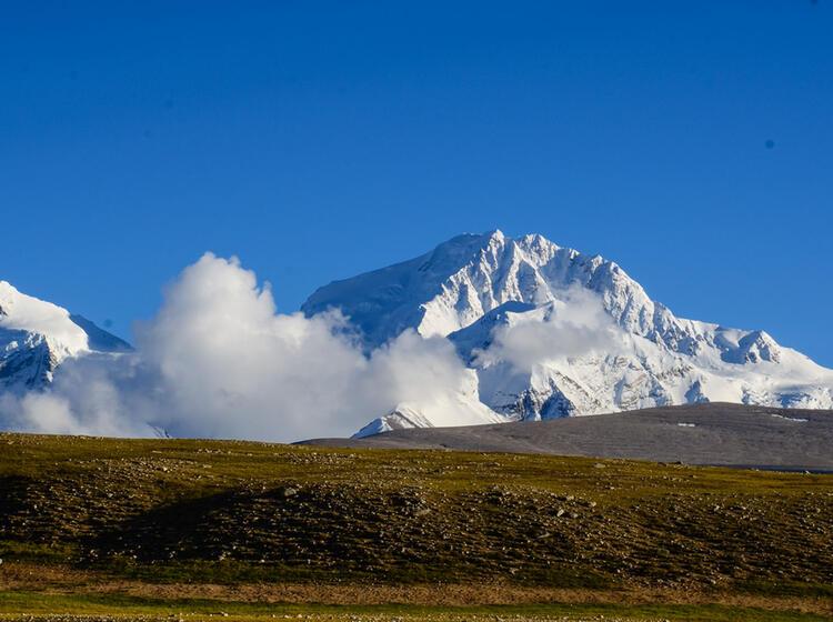 Expedition Nach Nepal Zum 8000er Shisha Pangma