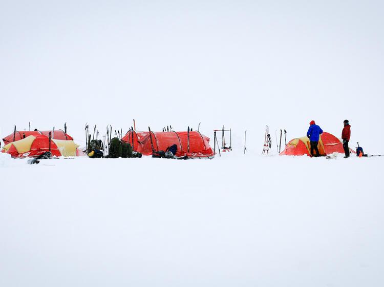 Expedition Spitzbergen Mit Pula Und Ski