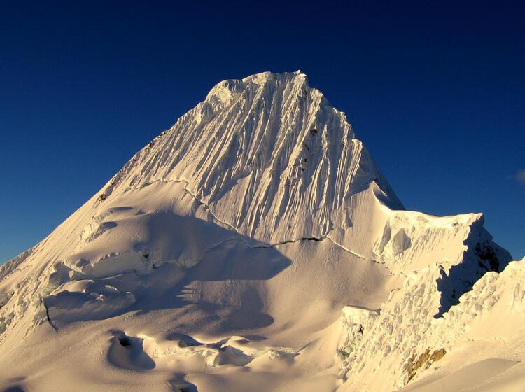 Expedition Zum Alpamayo Und Huascaran