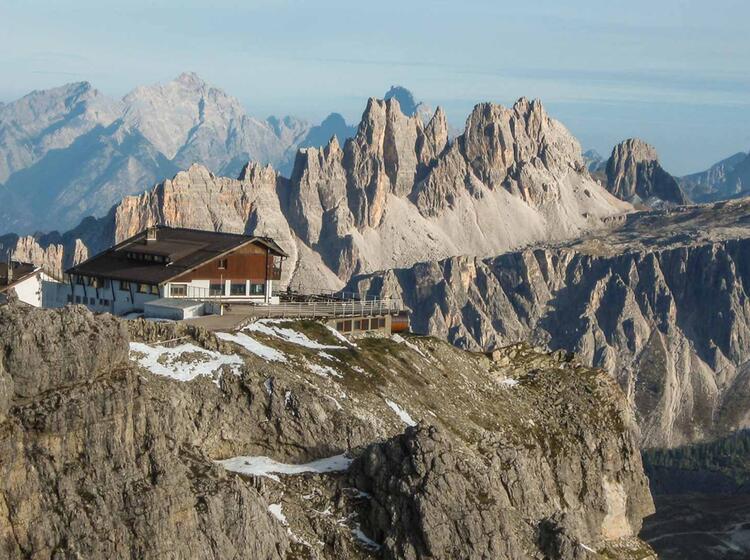 Fanes Und Dolomiten Wanderwoche