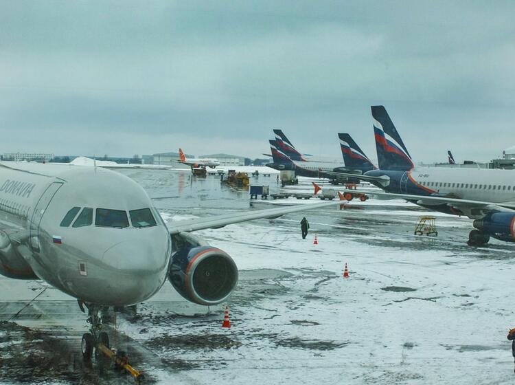 Flug Nach Kamtschatka