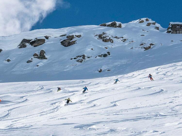 Freeride Skitouren In Kanada