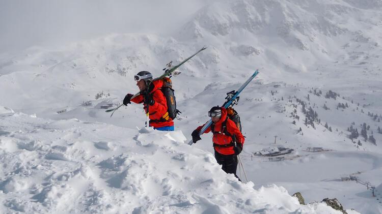 Freeriden In Der Schweiz Mit Skilehrer