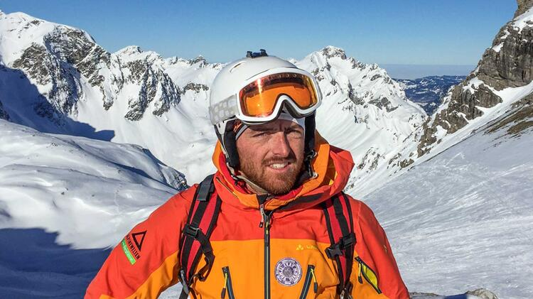 Freeriden Und Skitouren Mit Bergfuehrer Florian Schmidt