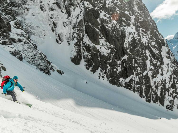 Freeridewoche Chamonix Mont Blanc
