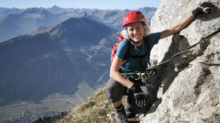Friedlinde Hillmann Bergwanderfu Hrerin 2