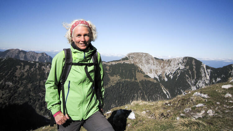 Friedlinde Hillmann Bergwanderfu Hrerin 3