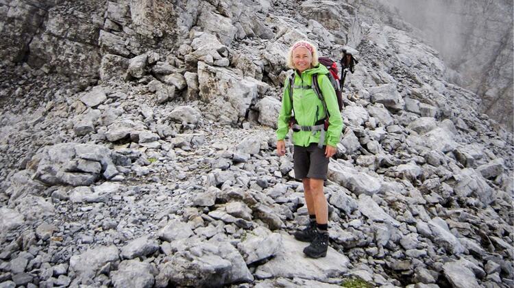 Friedlinde Hillmann Bergwanderfu Hrerin 4