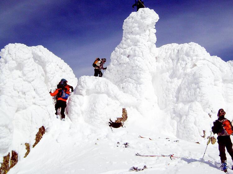 Gefu Hrte Schneeschuhtour In Bulgarien