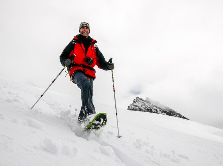 Gefu Hrte Schneeschuhtouren In Den Alpen