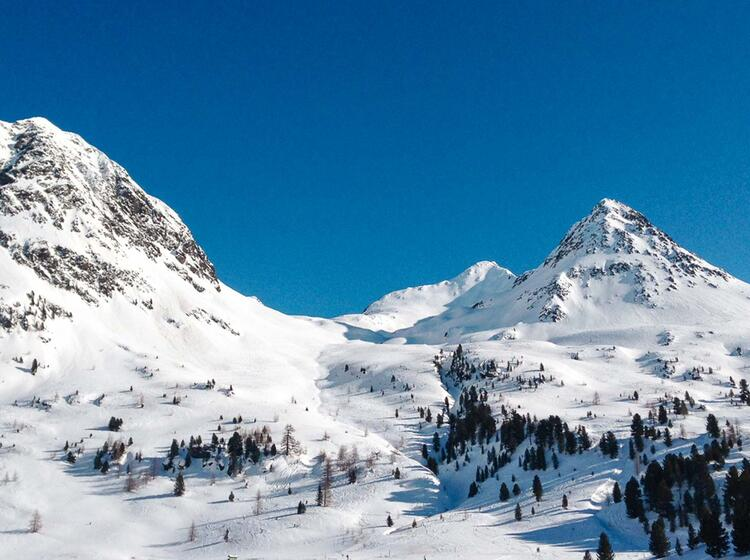 Gefu Hrte Skitouren Am Stallersattel In Osttirol