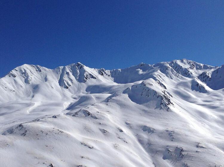 Gefu Hrte Skitouren In Italien Am Stallersattel