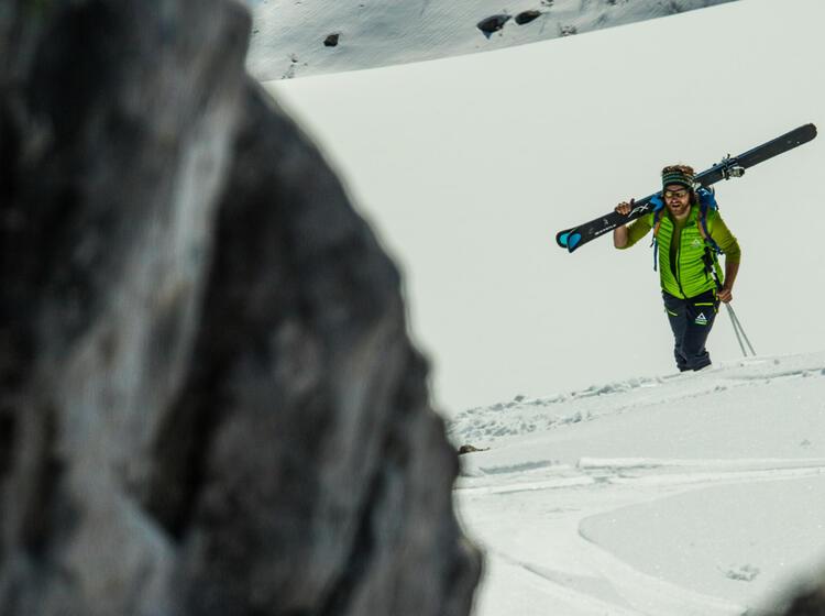 Gefu Hrte Skitouren In Norwegen Auf Den Lofoten