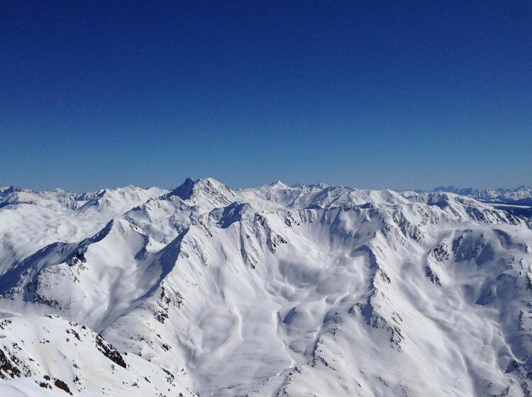 Gefu Hrte Skitouren In O Sterreich Mit Bergfu Hrer