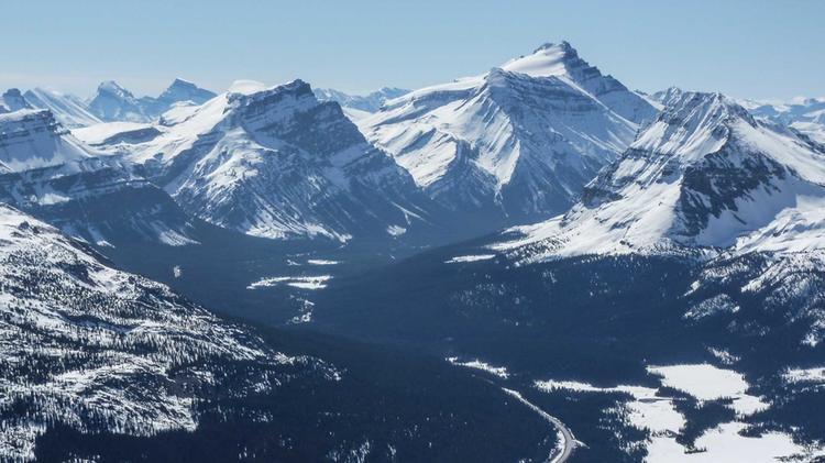 Gefu Hrte Skitouren Rund Um Banff Und Revelstoke