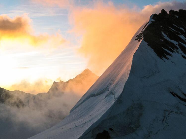 Gefu Hrte Skitouren