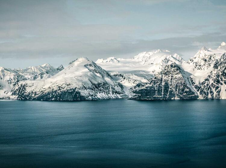 Gefu Hrte Skitourenreise Nach Norwegen