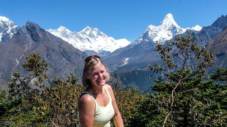 Gefuehrte Bergtouren Mit Isolde Fink