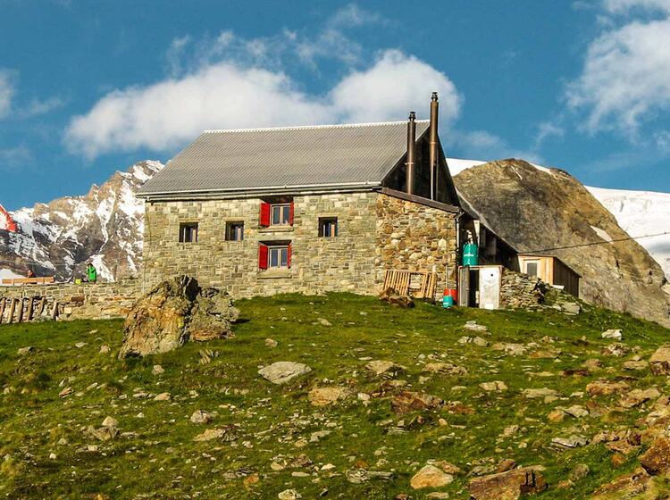 Gefuehrte Bergwanderung Rund Um Zermatt