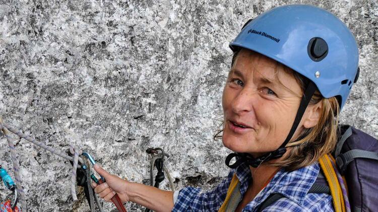 Gefuehrte Bergwanderungen Mit Isolde Fink