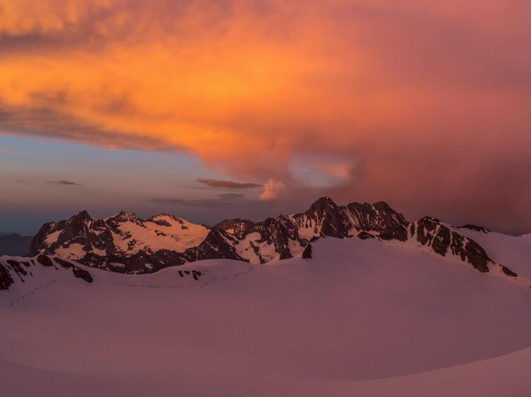 Gefuehrte Gletscherwanderung Grindelwald
