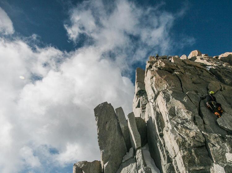Gefuehrte Hochtouren Alpinschule