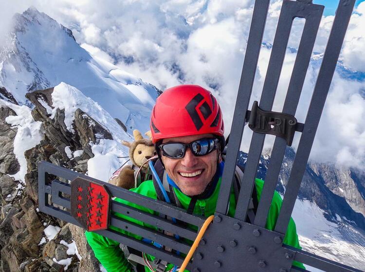 Gefuehrte Hochtouren In Den Alpen Mit Bergfuehrer