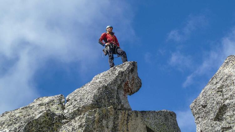 Gefuehrte Klettersteige Mit Bergfuehrer Alexander Kleinheinz