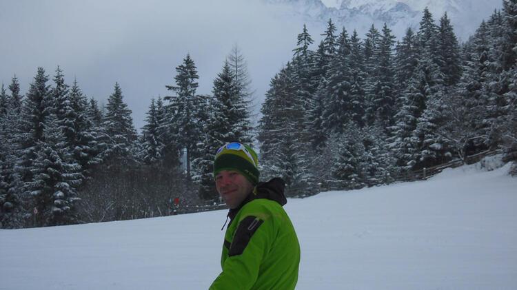 Gefuehrte Schneeschuhtour Mit Bergwanderfuehrer Michael Willer