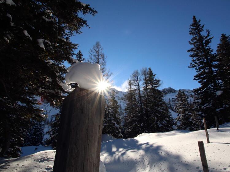 Gefuehrte Skitouren Auf Den Rauriser Sonnblick